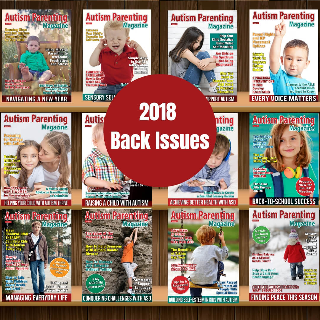 Buy All 2018 Back Issues